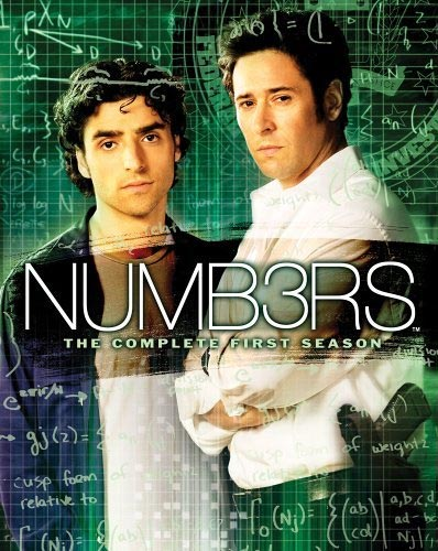 Numb3rs: The Complete First Season (DVD)