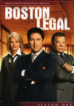 Boston Legal Season 1 (DVD)
