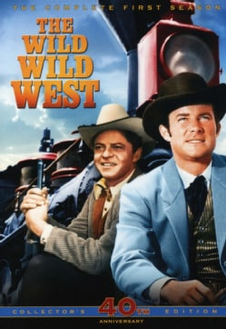 The Wild Wild West: The Complete First Season 40th Anniversary Edition (DVD)