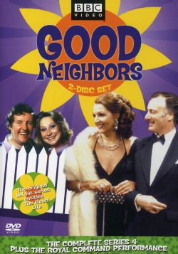 Good Neighbors: Complete Series 4 (DVD)