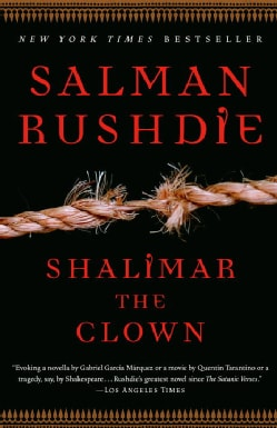Shalimar the Clown (Paperback)