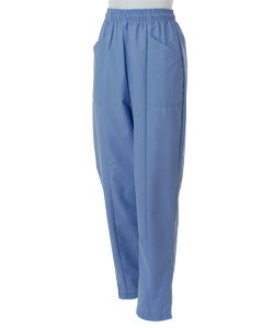 Medline Hospital Quality Women's Scrub Pant Ciel Blue