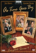 As Time Goes By: Series 4 (DVD)