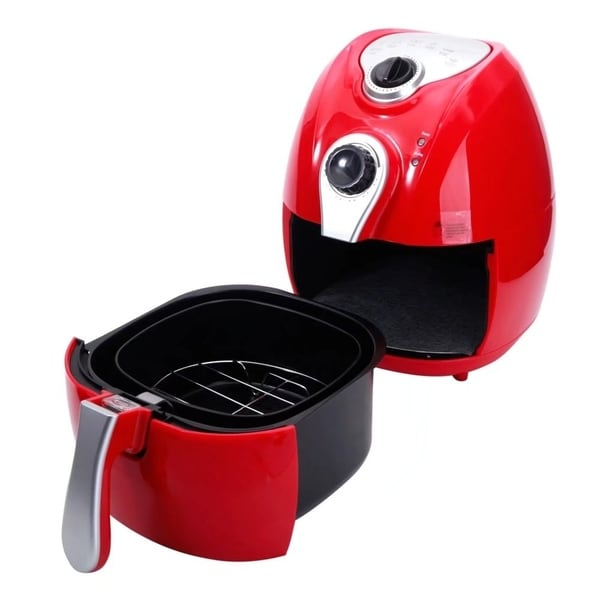 Smart Multifunctional Electric Air Fryer Adjustable Temperature Time 31688270