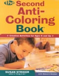 The Second Anti-Coloring Book: Creative Activities for Ages 6 and Up (Paperback)