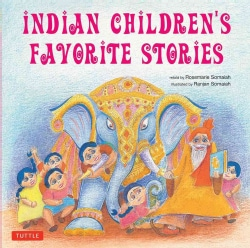 Indian Children's Favourite Stories (Hardcover)