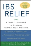 IBS Relief: A Complete Approach to Managing Irritable Bowel Syndrome (Paperback)