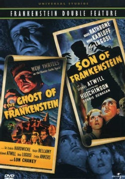 Son Of Frankenstein/Ghost Of Frankens (DVD)