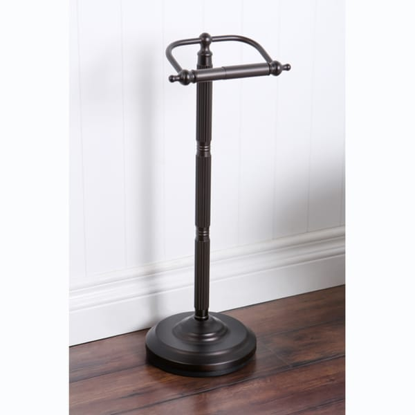 Toilet Paper Holder Bathroom Tissue Roll Oil Rubbed Bronze