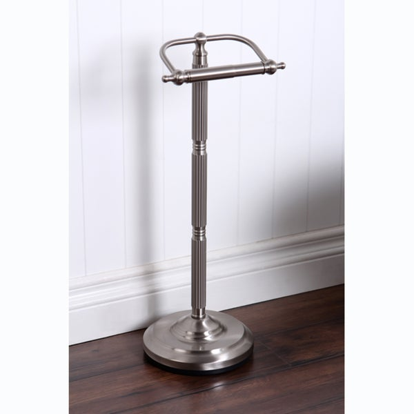 Toilet Paper Holder (Satin Nickel)