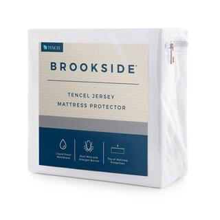 BROOKSIDE TENCEL Jersey Mattress Protector
