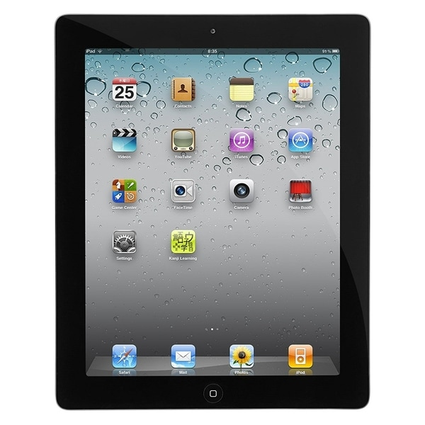 Refurbished APPLE IPAD 2 9.7 IN. 16 GB WIFI-Space Grey 31759648