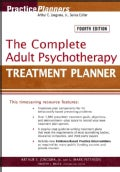 The Complete Adult Psychotherapy Treatment Planner (Paperback)