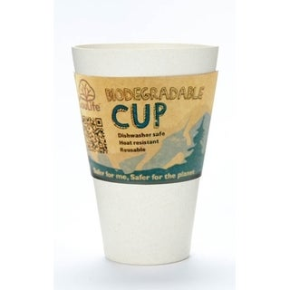 EcoSouLife Bamboo - Cup 15 Oz., Sand 31794534