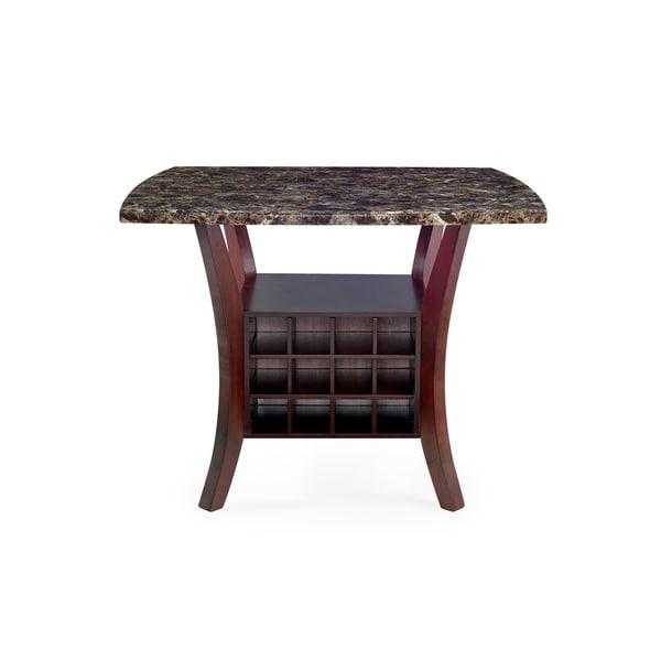 Global Furniture Storage Bar Table Espresso