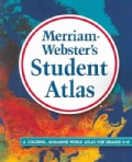 Merriam-Webster's Student Atlas (Paperback)