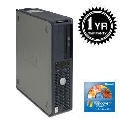 Dell GX620 Pentium D 3.0Ghz Dual Core Computer (Refurbished)