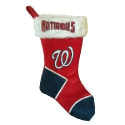 Washington Nationals Christmas Stocking