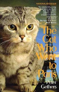Cat Who Went to Paris (Paperback)
