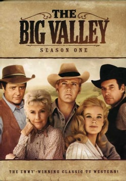Big Valley Season 1 (DVD)