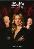 Buffy The Vampire Slayer: Season 5 (DVD)