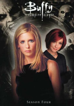 Buffy The Vampire Slayer: Season 4 (DVD)