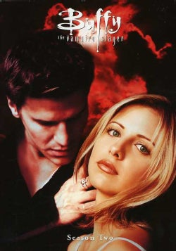 Buffy The Vampire Slayer: Season 2 (DVD)