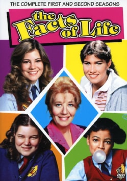 The Facts of Life: The Complete First and Second Seasons (DVD)