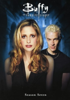 Buffy The Vampire Slayer: Season 7 (DVD)