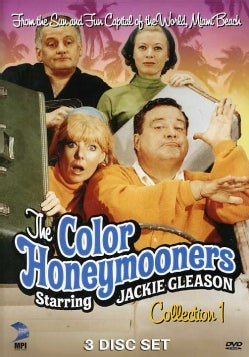 The Color Honeymooners: Live From Miami (DVD)