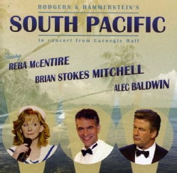 Various - South Pacific in Concert from Carnegie Hall (OCR)