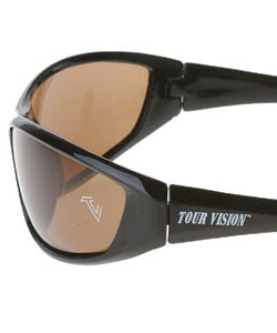 Tour Vision Polarized Angler Series Golf Sunglasses