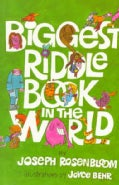 Biggest Riddle Book in the World (Paperback)