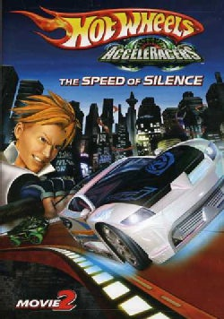 Hot Wheels AcceleRacers Vol 2: The Speed of Silence (MFV 2) (DVD)