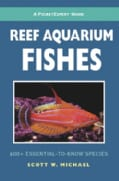 Reef Aquarium Fishes: 600+ Essential-to-know Species (Paperback)