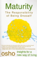 Maturity: The Responsibility of Being Oneself (Paperback)