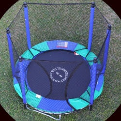 Six Foot Trampoline Enclosure 10233749 Overstock Com
