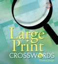 Large Print Crosswords 6 (Spiral bound)