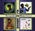 Al Green - Legendary Hi Album, Volumeone: Green is Blues, Al Green Gets Next to You, I'm Still in Love With You