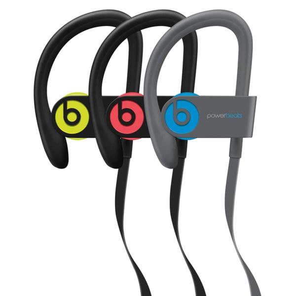 Beats By Dre PowerBeats 3 Wireless- Refurbished  As Is Item