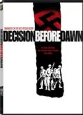 Decision Before Dawn (DVD)