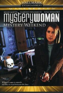 Mystery Woman - Mystery Weekend (DVD)