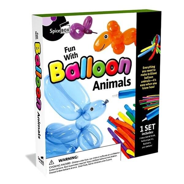SpiceBox Fun With Balloon Animals Kit 32062912