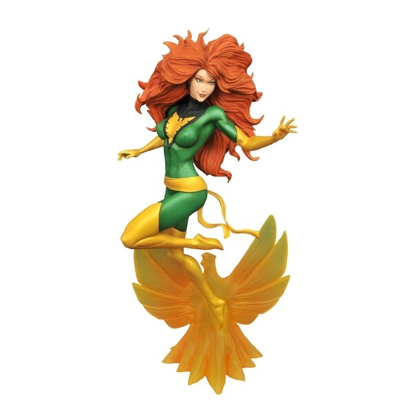 Diamond Select Toys Marvel Gallery Jean Grey PVC Figure 32063733