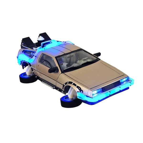 Diamond Select Toys Back To The Future 2 Hover Time Machine Electronic Vehicle 32063734