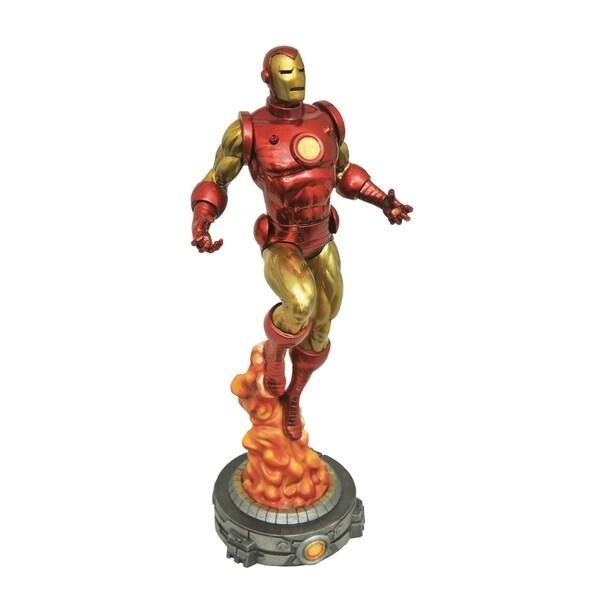 Diamond Select Toys Marvel Gallery Classic Iron Man PVC Figure 32063743