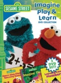 Sesame Street: Imagine, Play and Learn (DVD)