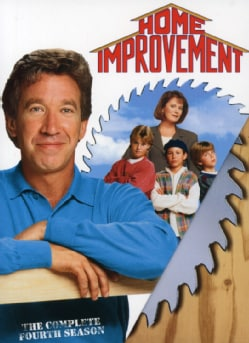 Home Improvement: Season 4 (DVD)