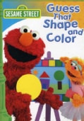 Sesame Street: Guess That Color and Shape (DVD)