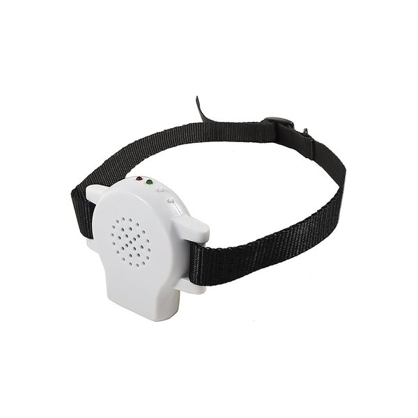 ALEKO Audio Commands Ultrasonic Electronic Bark Stopper Collar 32067835